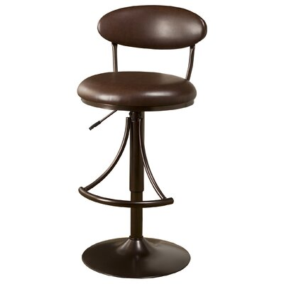 Hillsdale Venus 24 Quot Adjustable Swivel Bar Stool Amp Reviews