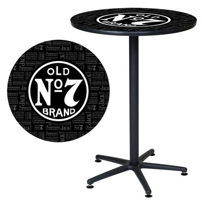 Jack Daniel's Lifestyle Products Pub Table
