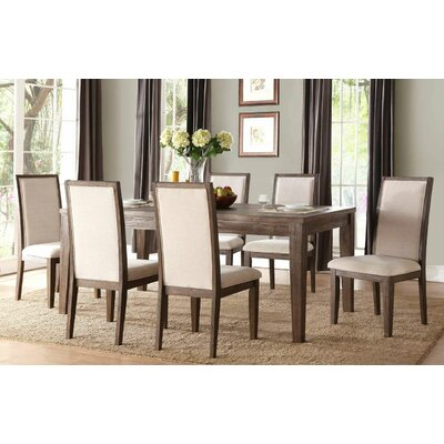 Ultimate Accents Urban 7 Piece Dining Set
