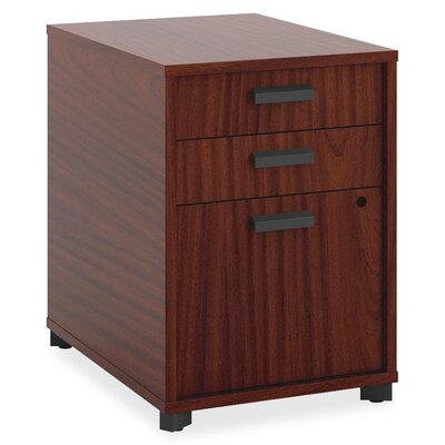 Basyx by HON 3-Drawer Pedestal file