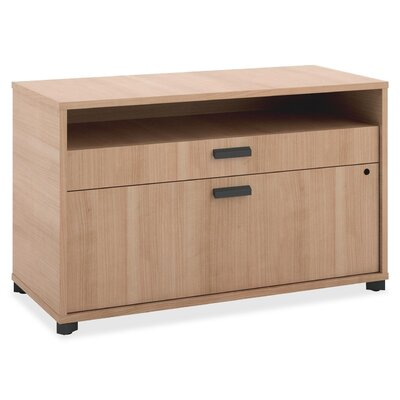 Basyx by HON 2-Drawer Center File