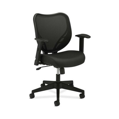 Basyx by HON Mid-Back Mesh Conference Chair