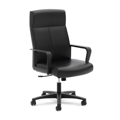 Basyx by HON High-Back Executive Chair with Arms