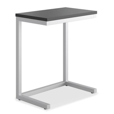Basyx by HON Cantilever End Table