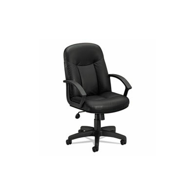 Basyx by HON VL601 Series High-Back Office Chair with Arms