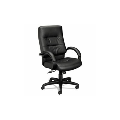 Basyx by HON VL690 Series High-Back Executive Office Chair with Arms