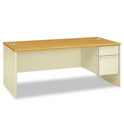 Basyx by HON 38000 Series Computer Desk