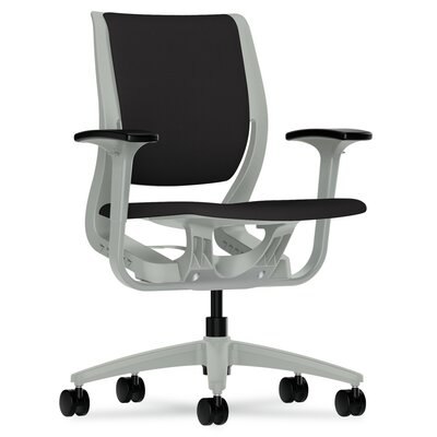 Basyx by HON Purpose Mid-Back Executive Chair