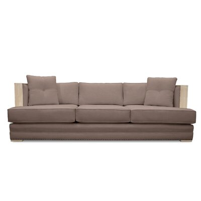 South Cone Home Marion Vintage Linen Sofa