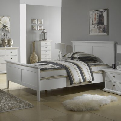 Darby Home Co Dauberville Queen Panel Bed