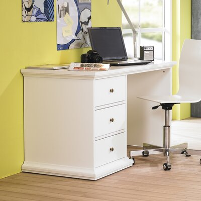 Darby Home Co Blue Computer Desk
