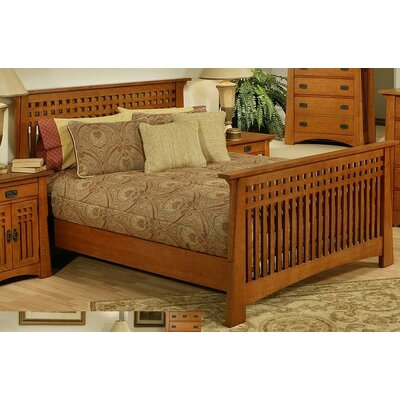 AYCA Furniture Bungalow Panel Bed