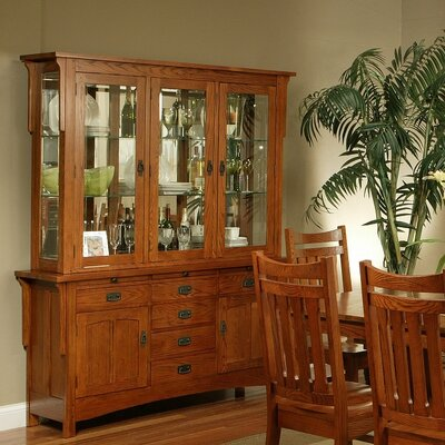 AYCA Furniture Heartland Manor China Cabinet