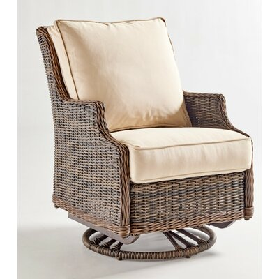 South Sea Rattan Barrington Swivel Glider