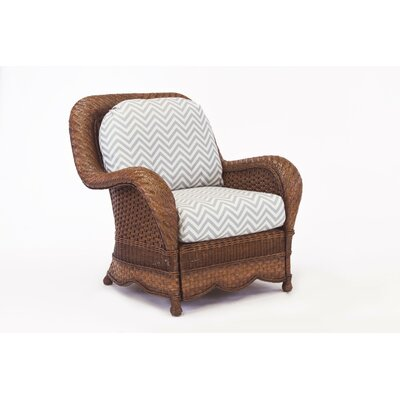 South Sea Rattan Autumn Morning Vera Cruz Fossil Armchair