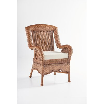 South Sea Rattan Autumn Morning Arm Chair