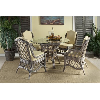 South Sea Rattan Nadine Dining Table