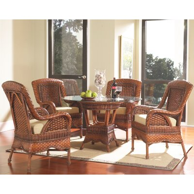 South Sea Rattan Autumn Morning Dining Table