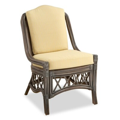 South Sea Rattan Nadine Side Chair