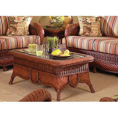 South Sea Rattan Autumn Morning End Table