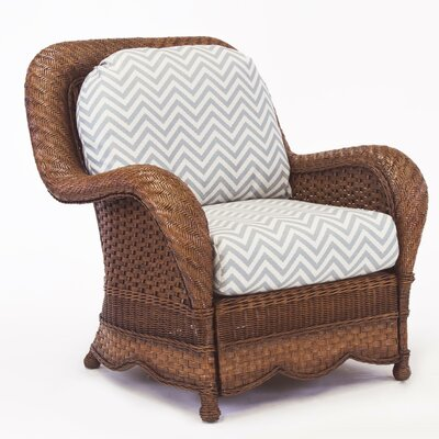 South Sea Rattan Autumn Morning Armchair