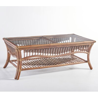 South Sea Rattan South Pacific Coffee Table