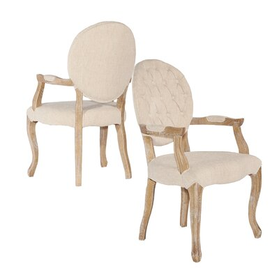 Linon & Linon Rug Event Exeter Arm Chair