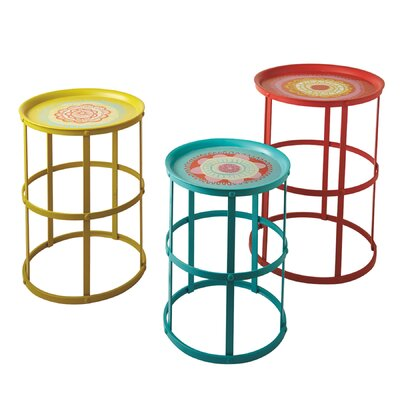 CBK 3 Piece Nesting Tables