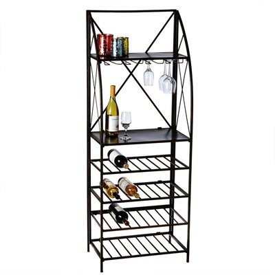 CBK Toscana Floor Wine Rack