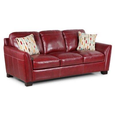 Simon Li Midtown Leather Sofa