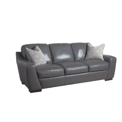 Simon Li Alpha Leather Sofa