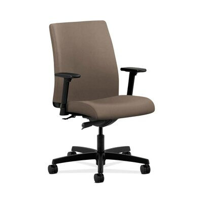 HON Ignition Low-back Chair in Grade IV Whisper Vinyl
