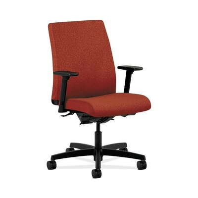 HON Ignition Low-back Chair in Grade III Arrondi Fabric
