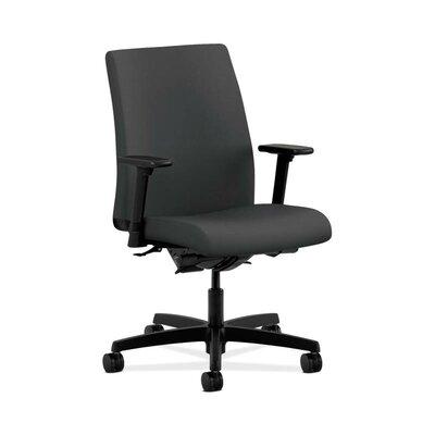 HON Ignition Low-Back Chair in Grade V Silvertex Vinyl