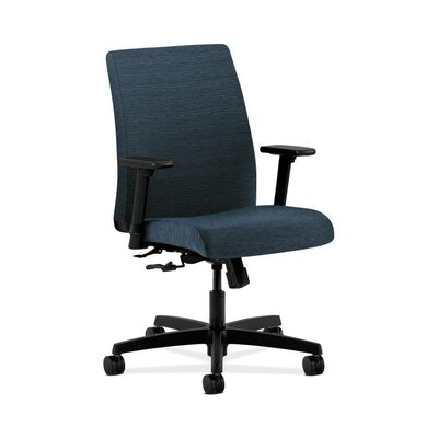 HON Ignition Low-Back Chair in Grade III Attire Fabric