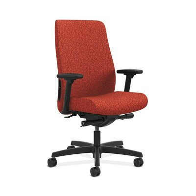 HON Endorse Mid-back Task Chair in Grade III Arrondi Fabric