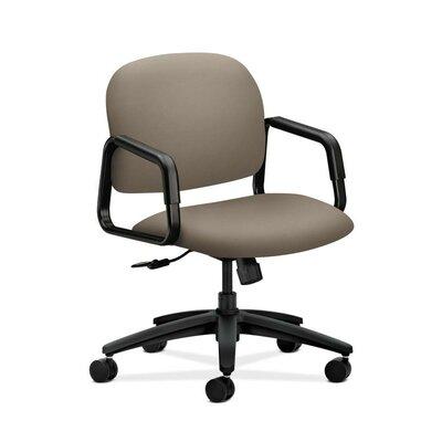 HON Solutions-4000 Series Mid-Back Chair in Grade IV Whisper Vinyl
