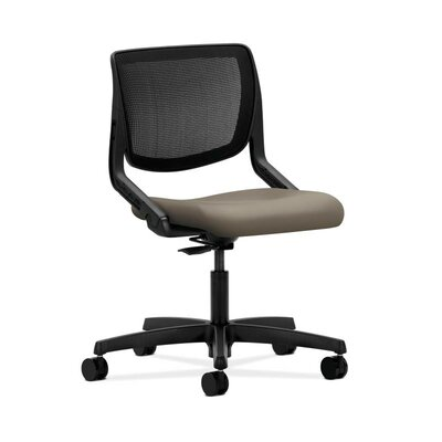HON Motivate Mesh-Back Task Chair in Grade IV Whisper Vinyl