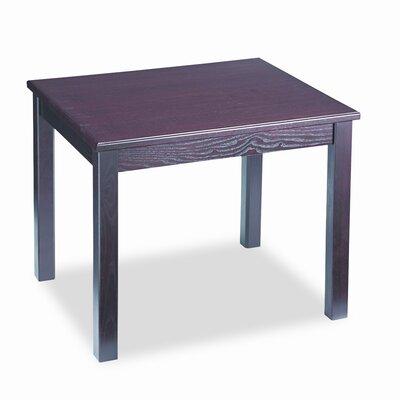 HON 5100 Series Wood End Table, Rectangular