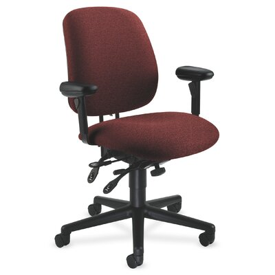HON 7700 Series High-Back Performance Conference Chair with Seat Glide