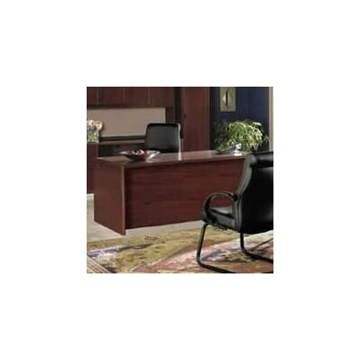 HON 10700 Series Large Executive Desk wit..