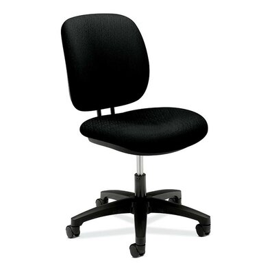 HON ComforTask 5900 Series Mid-Back Desk ..