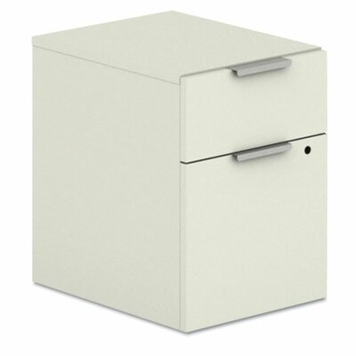 HON Voi 2-Drawer Mobile Box/File Pedestal Cabinet