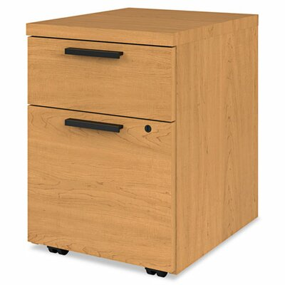 HON 10500 Series 2-Drawer Mobile Pedestal