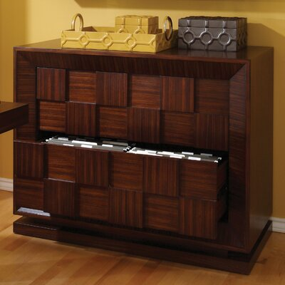 Global Views Block 2-Drawer  File Cabi..