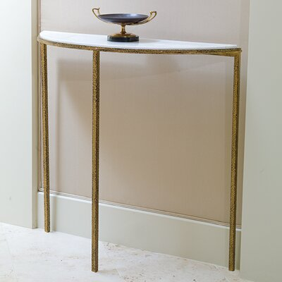 Global Views Hammered Console Table