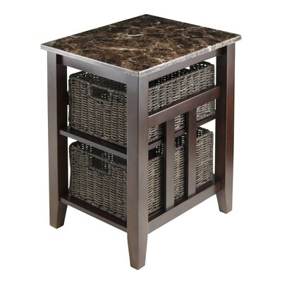 Winsome Zoey End Table