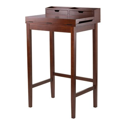 Winsome Brighton Writing Desk with Leaf