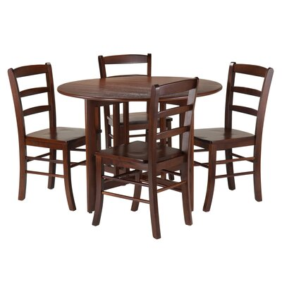 Winsome Alamo 5 Piece Dining Set
