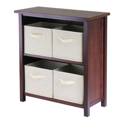 Winsome Verona Low Storage..